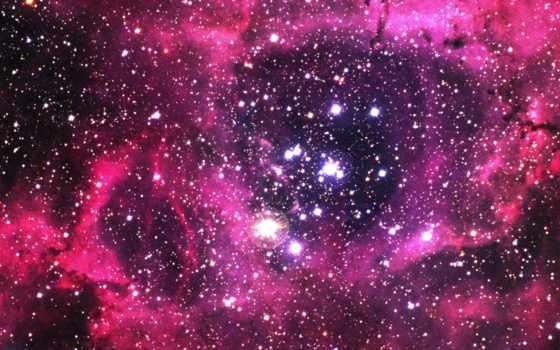 rosette, image, nebula, ngc, jpeg, gallery, noao, вселенная, хаббл,