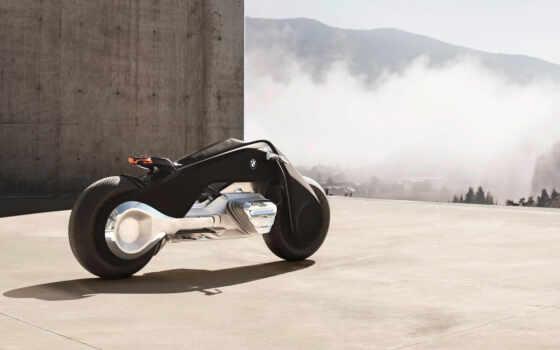 bmw, motorrad, next, vision, будущего, мотоцикл,
