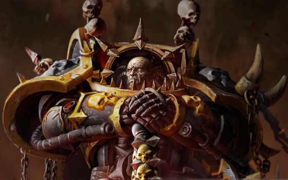 warhammer, рассвет, war, chaos, game, lord, retribution, космодесант, космос