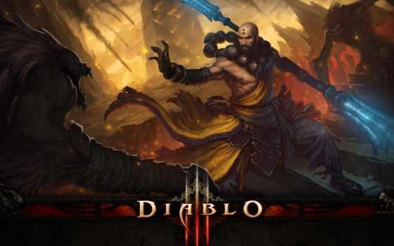 diablo, iii Фон № 28069 разрешение 1920x1080