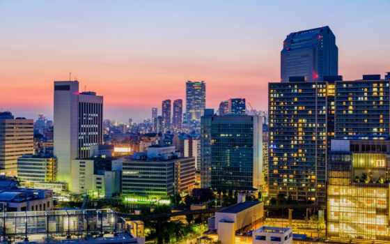 дома, tokio, города, картинка, japanese, телефон, япония, new, york, wiennat,