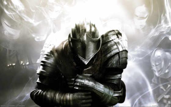 доспех, рыцарь, dark, souls, games, high, качество, artwork,