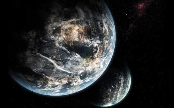 earth, space Фон № 12894 разрешение 1920x1200