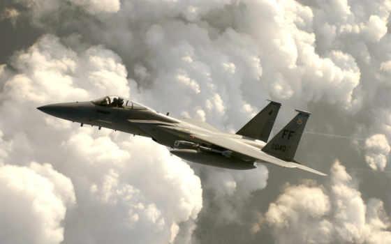 eagle, истребитель Фон № 21187 разрешение 2560x1600