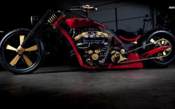 chopper, custom, motorbike, bike, тюнинг, мотоцикл, hot, rods,