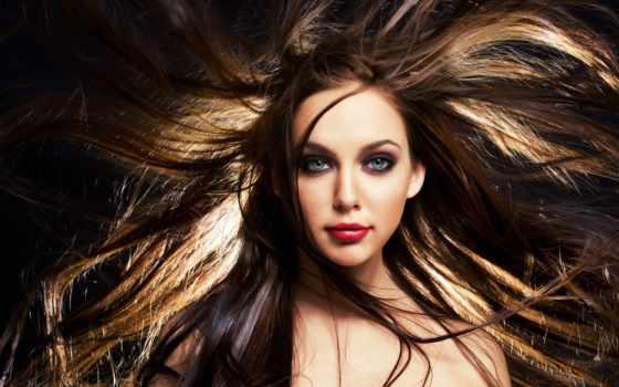 женщина, волосы, домашних, условиях, волосами, длинными, маски, волос, стоковое, жирных,