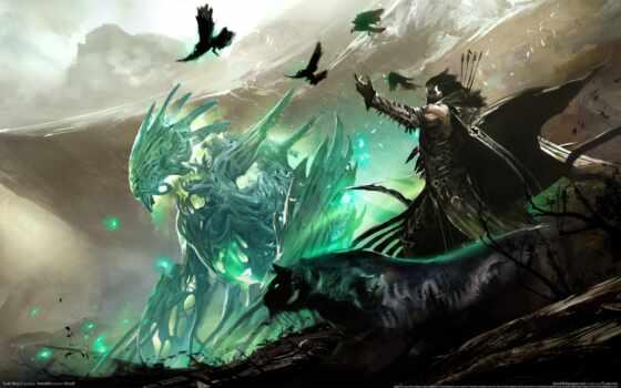 guild, war, game, компьютер