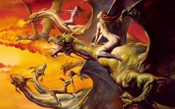небо, фотографии, полет, добавил, дракон, драконы, картины, фентези, борис, vallejo, alt, валеджо, валеджио, всадница, roo,