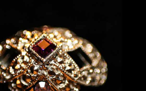 винтажное, кольцо Фон № 24046 разрешение 1680x1050