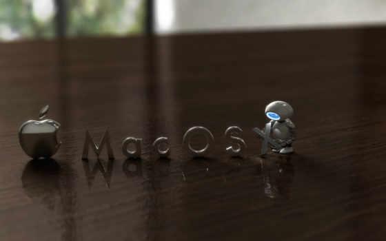 робот, mac, роботы, macos
