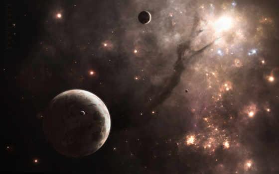 космос, планеты, количество