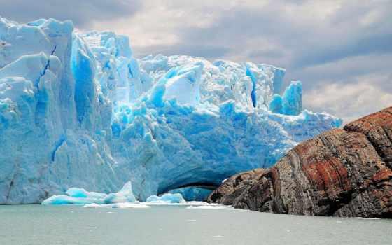 glacier, perito, moreno, argentin, аргентина,