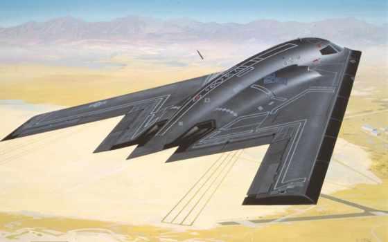 bomber, авиация  b-2 spirit