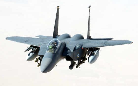 самолёт, военный, истребитель