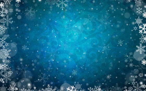 снежинки, узоры