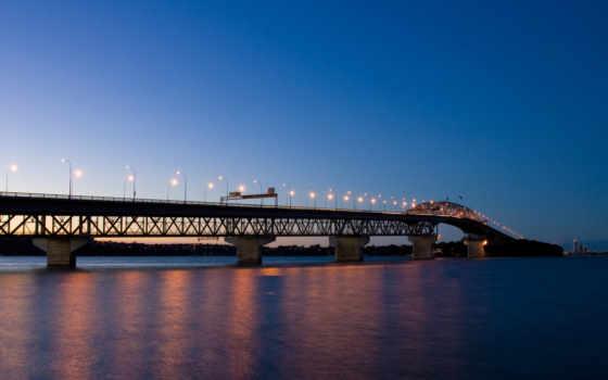 вечер, bridges