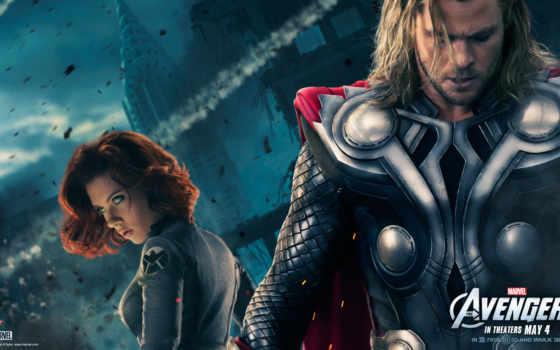 avengers, thor Фон № 29656 разрешение 1920x1080