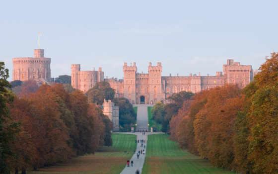 замок, замки, windsor