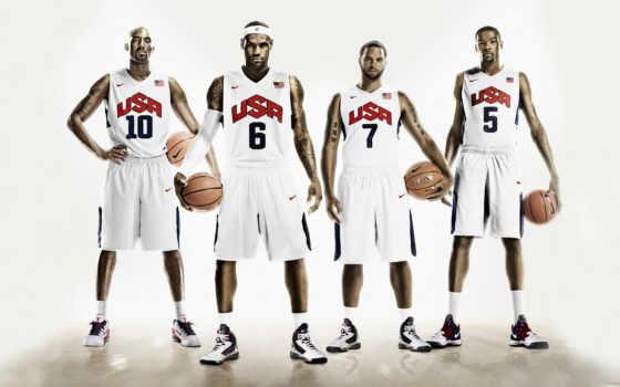 баскетбол, usa, kobe