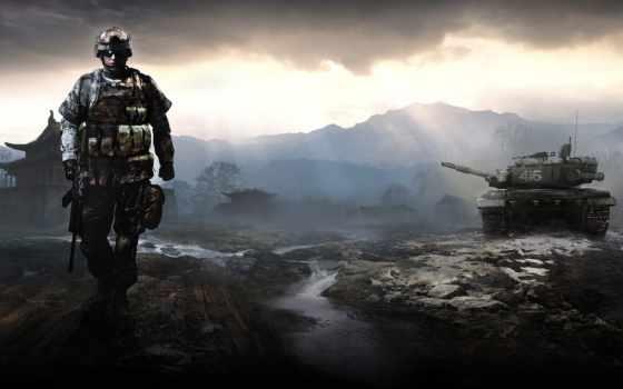 battlefield, игра