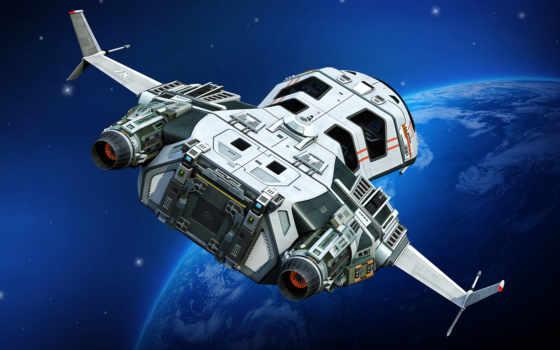 космический, корабль, разделе Фон № 36232 разрешение 1920x1080