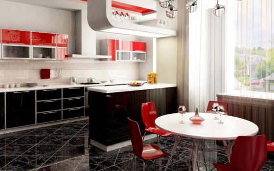 кухни, мебель, мебели