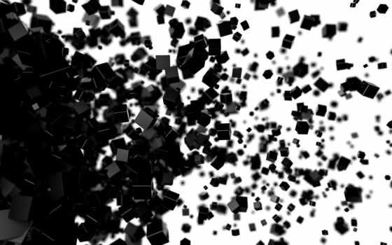 кубики, white, black