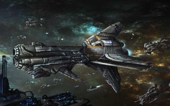 корабли, космос, cosmic