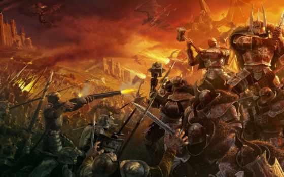 warhammer, total, war, chaos, game, игре, марк, под, fantasy, ответы,
