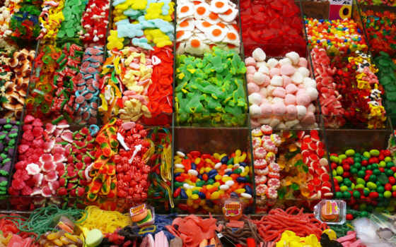 сладости, sweets