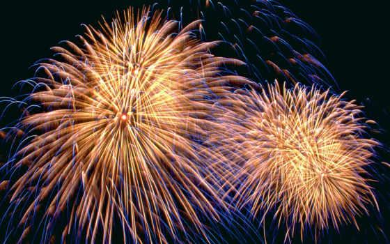fireworks, und