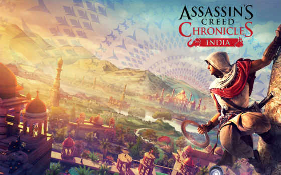 creed, chronicles, assassin, india,