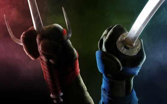 ninja, черепашки, mutant Фон № 126853 разрешение 1920x1080