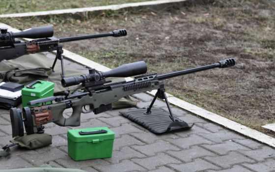 винтовки, снайперские