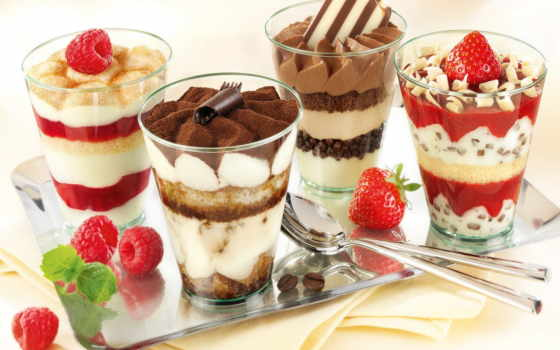 мороженое, красивое, создать