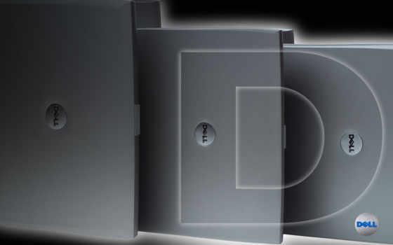 dell, labels, ноутбук