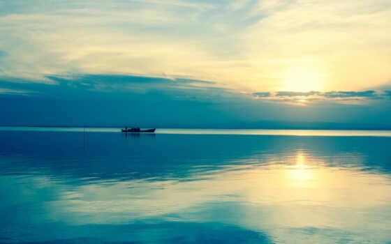desire, природа, море
