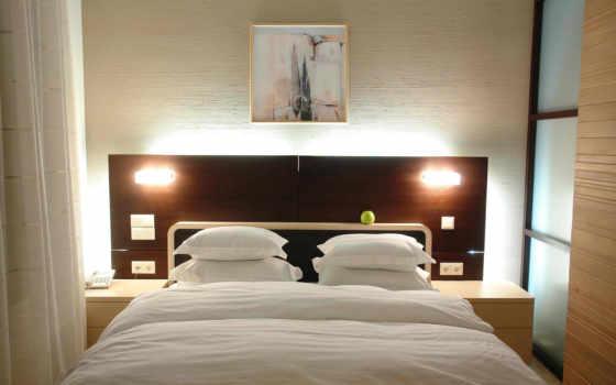 hotel, apple, garden, новосибирск, спальная,