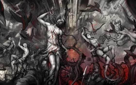 art, circle, ад