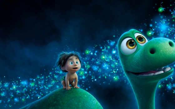 динозавр, хороший, movie