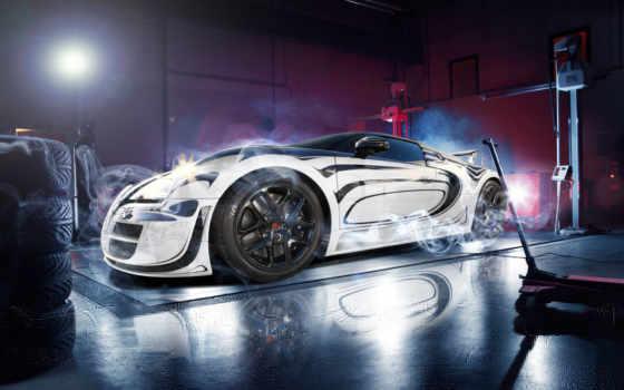 bugatti, veyron, спорт Фон № 125880 разрешение 2560x1600