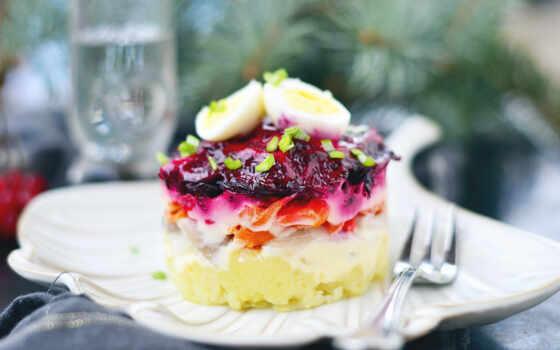 шуба, под, new, салат, seledok, рецепт, приготовить, herring