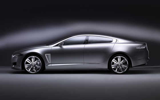 jaguar, xf, concept, wallpaper, car, silver, cars, leaked, imould, wallpapers,