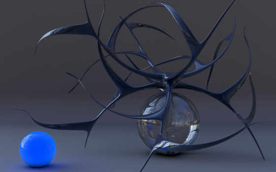 шары, digital Фон № 20743 разрешение 2560x1440