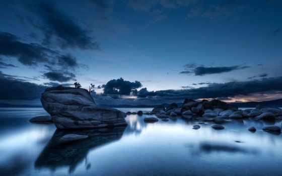 красивые, со, берегом, каменистым, очень, больших, весь, подборка, разных, экран,