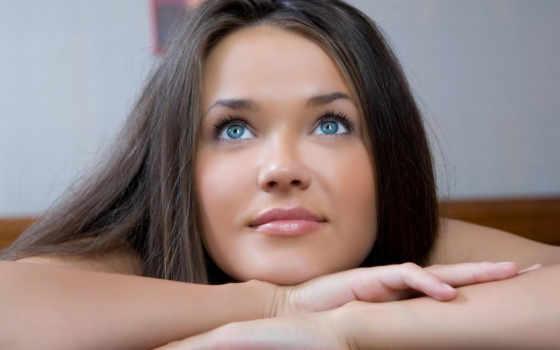 глаз, color, волос, макияж, голубых, свет, what, русый, голубым, глазам, голубые,