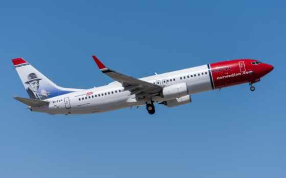 boe, norwegian, air, международный, airplane, поколение, производственный, next, bild, comercial, max