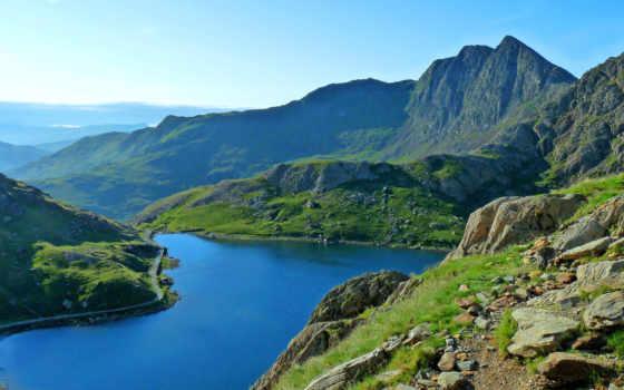imagini, природа, fundal, горы, munte, озеро, лес, gratuite,