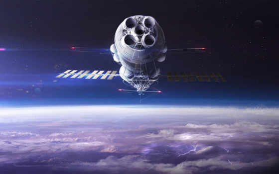 космос, cosmos, artstation, planets, теме, artist,
