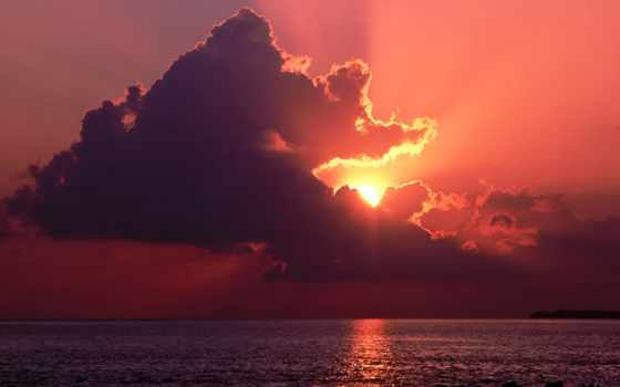 zonsondergang, кб, пейзаж, доски, achtergronden, аватар,